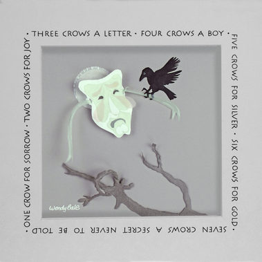Counting Crows—1 crow for sorrow