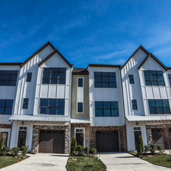 Nashville's new construction townhomes