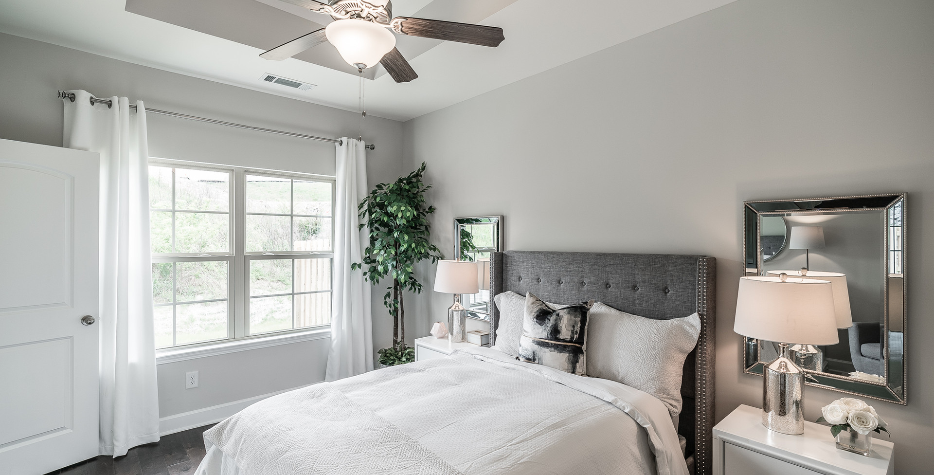 Townhome with Master bedroom on first floor!