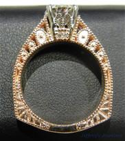 Rose gold ring 2