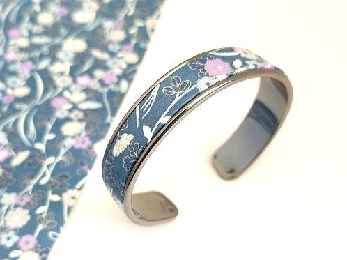 Bracelet Elina bleu/parme