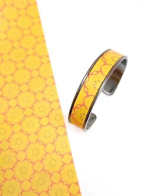 Bracelet Elina orange/rouge