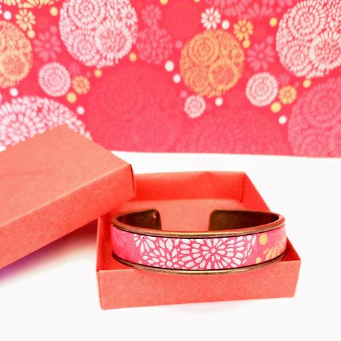 Bracelet Elina rouge