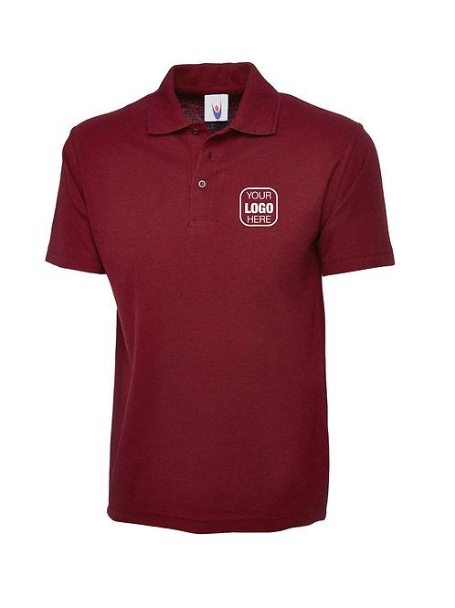 Embroidered Polo's Quantity Offer
