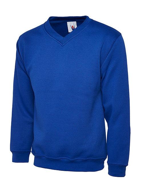 Bayton V Neck Sweatshirt