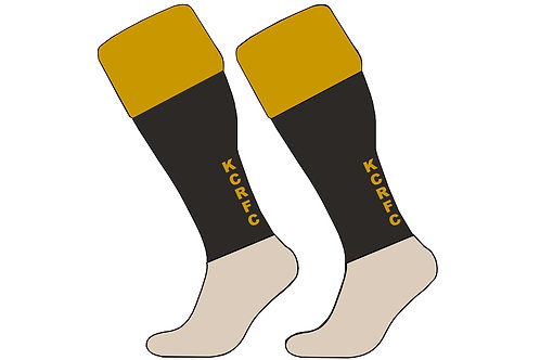 KCRFC Junior Rugby Socks