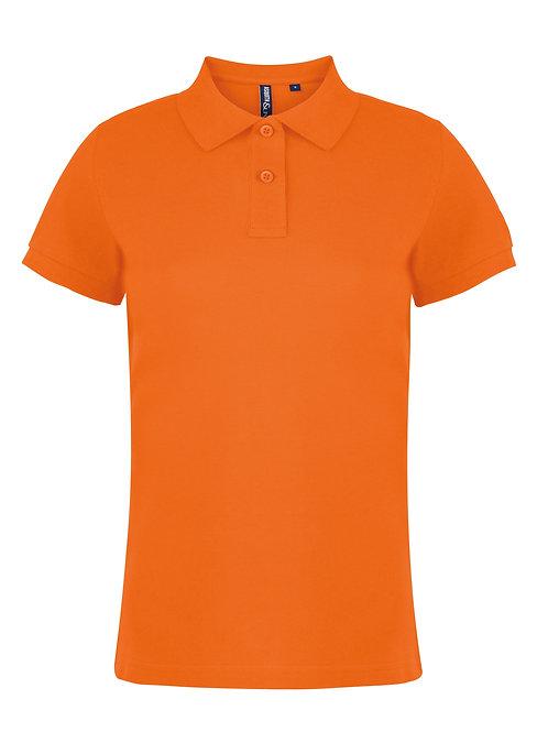 Asquith & Fox Ladies Polo Shirt
