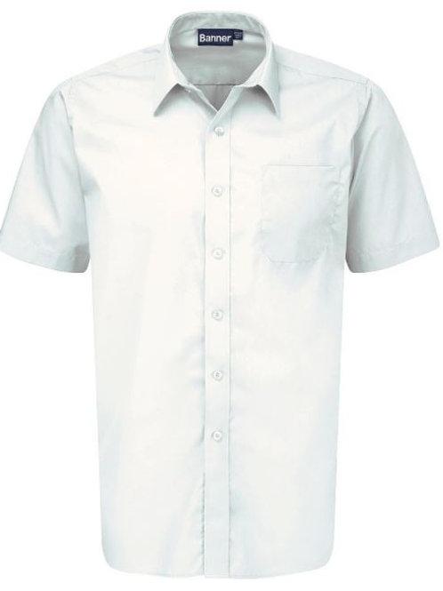 Boys Twin Pack Short Sleeve Shirt