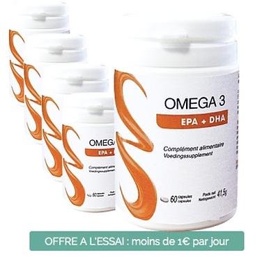 OMEGA 3 (EPA + DHA)