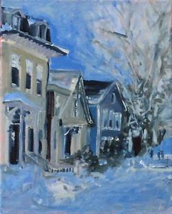Williams St Snow Day $375