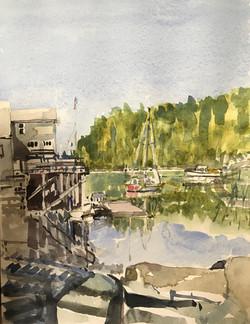 Maine Dock $275