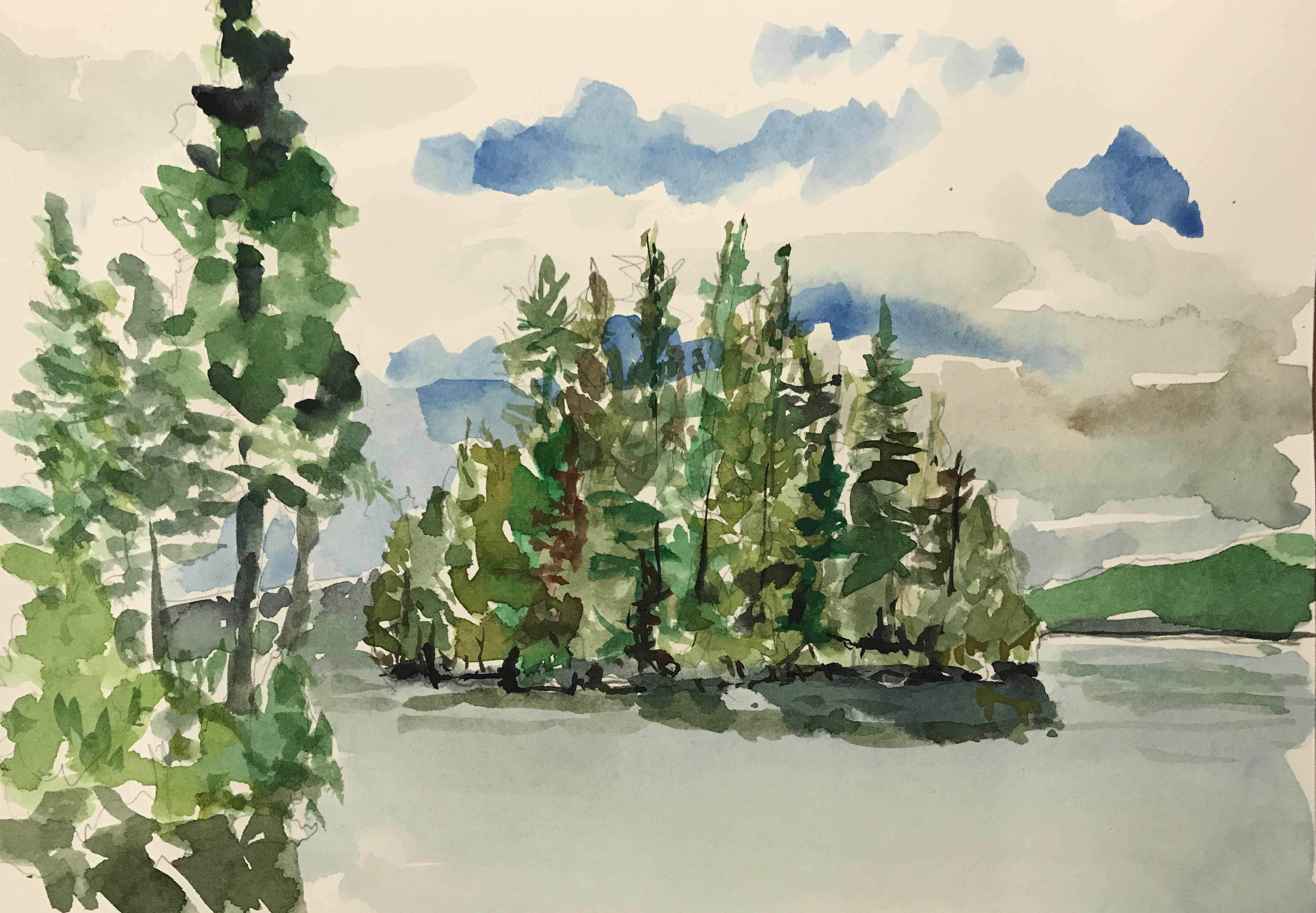 Pine Island $300
