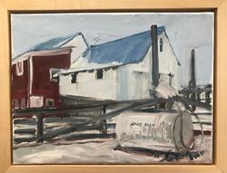 Vermont Barn $400