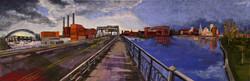 Point Street Bridge Aspect