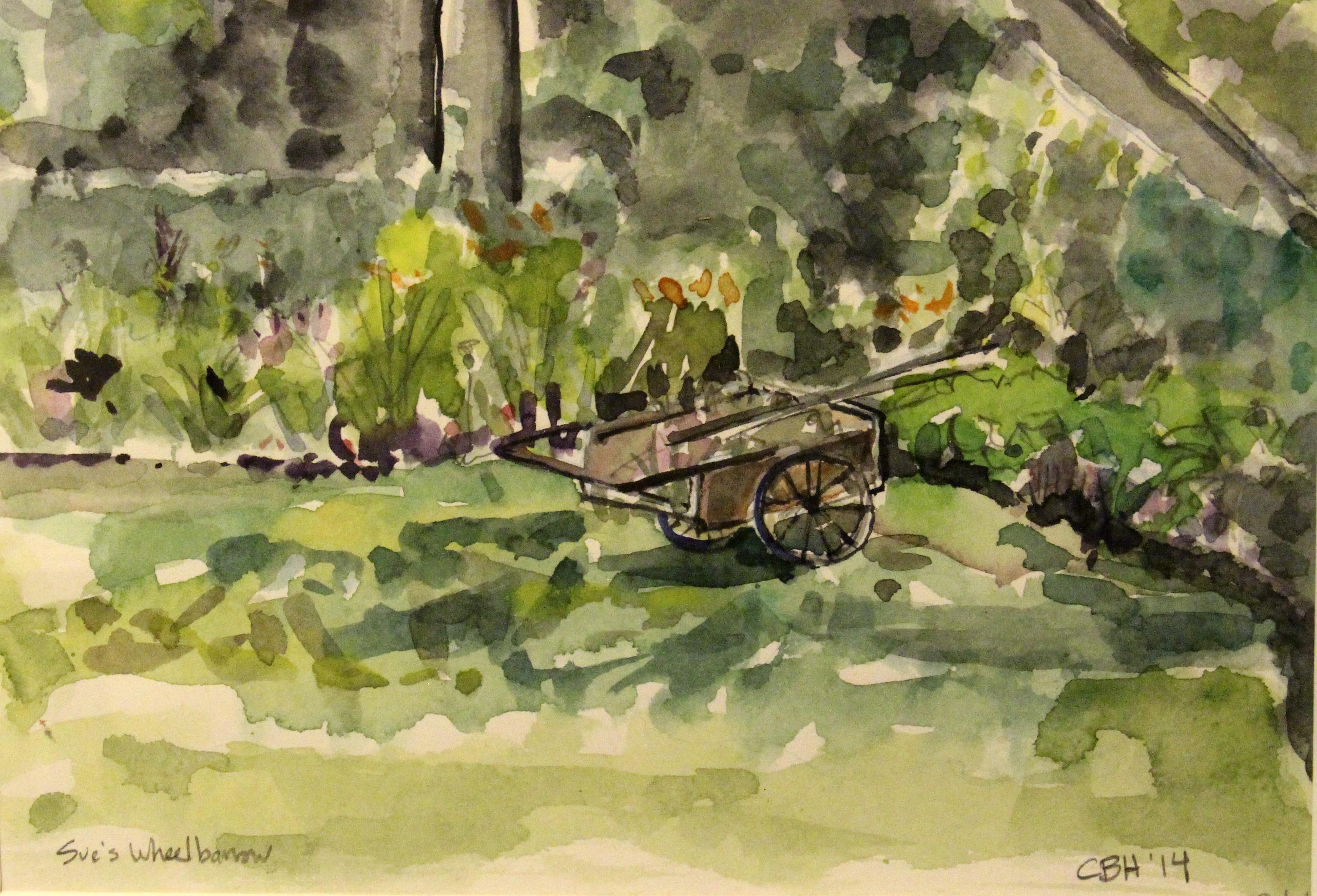 Sue's Wheelbarrow