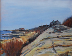Narragansett rocks