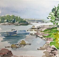Maine Harbor $200