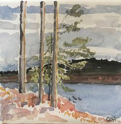 Lake Winnepesaukee view