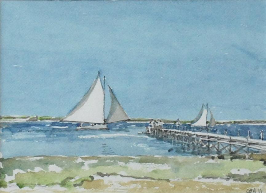 Historic Pier $350