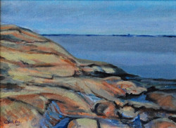 Narragansett Rocks $400