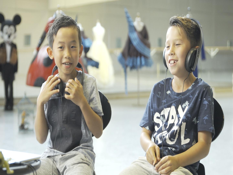 Kids ontdekken Opera