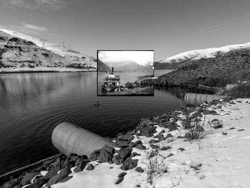 Seeing the Snake River Across Time: Dennis Dehart's Wawawai Photographs