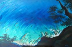Vue plongeante sur le Jonquet