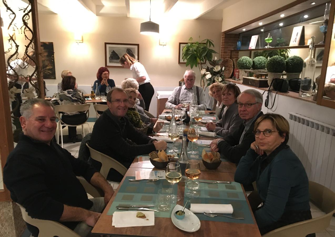 Dégustation de vin et dîner chez Daniel & Julia le 24 janvier 202