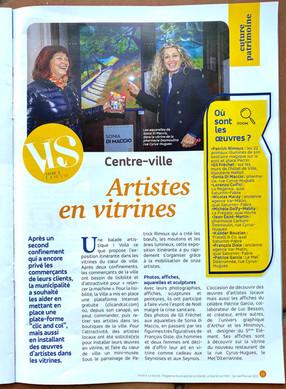 """Showcase art"" in times of health crisis at La Seyne-sur-mer 2020"