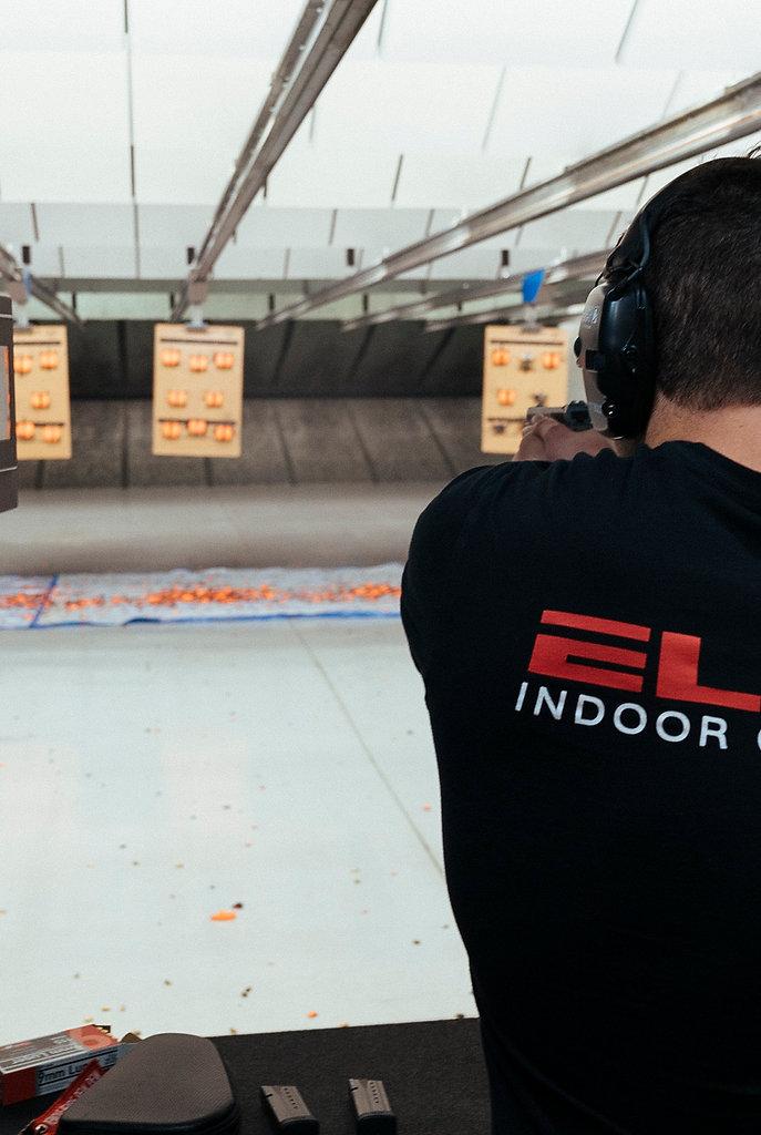 Shooting Range | Elite Indoor Gun Range