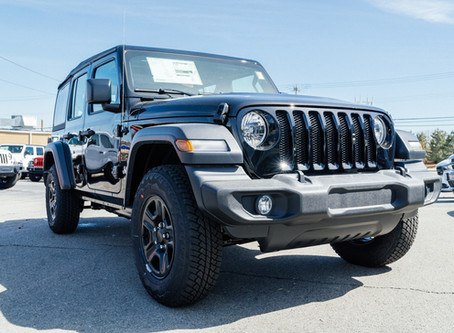 April 29th Party and Jeep Giveaway