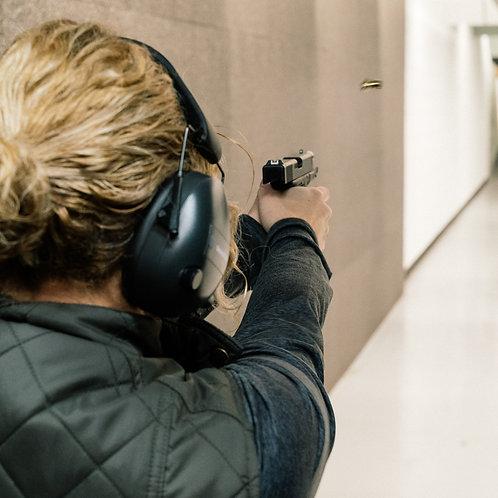 3/24/21 Intro to Handgun 6pm-8pm