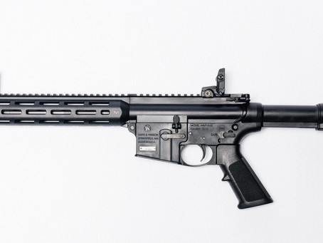 Loving the AR-15