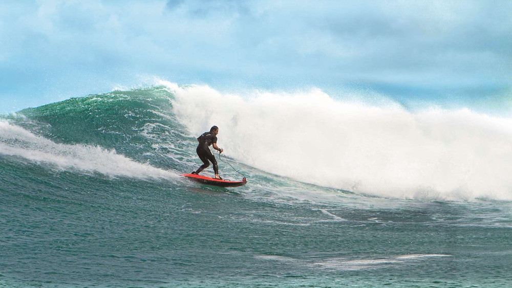 Серфинг - это не пенсия