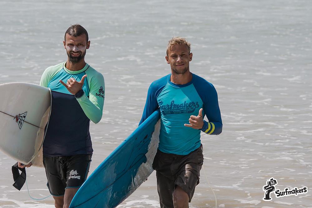 Красивая и удобная одежда для сёрфинга