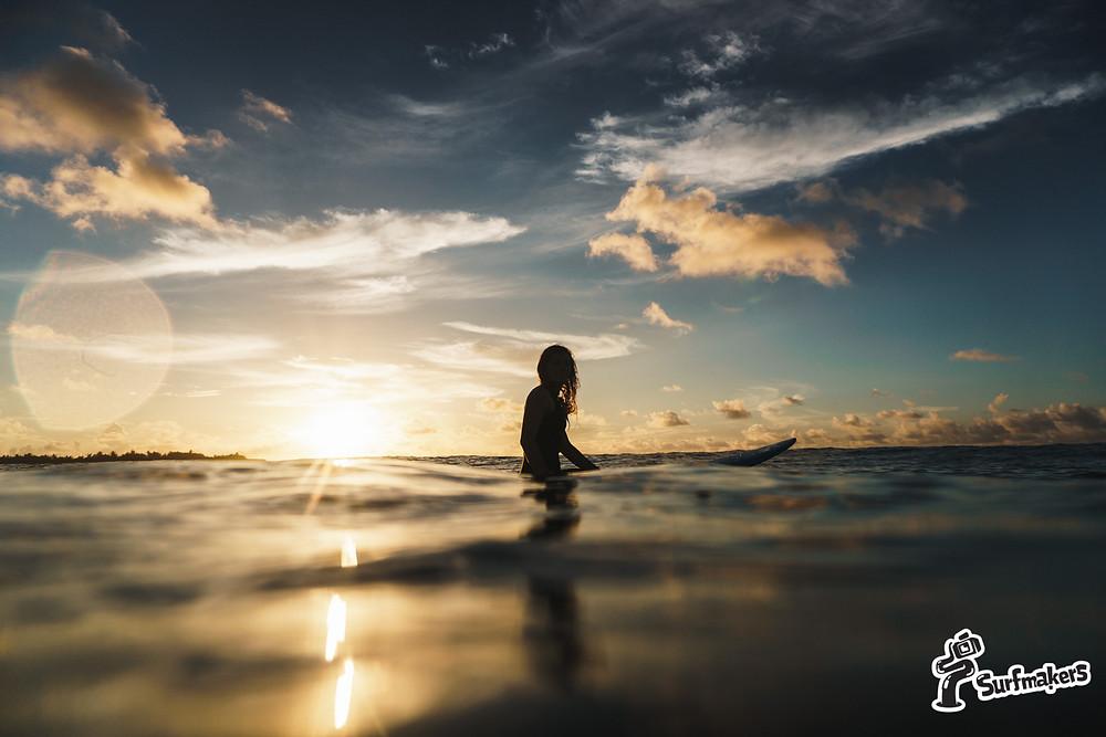 сёрфинг - это счастье