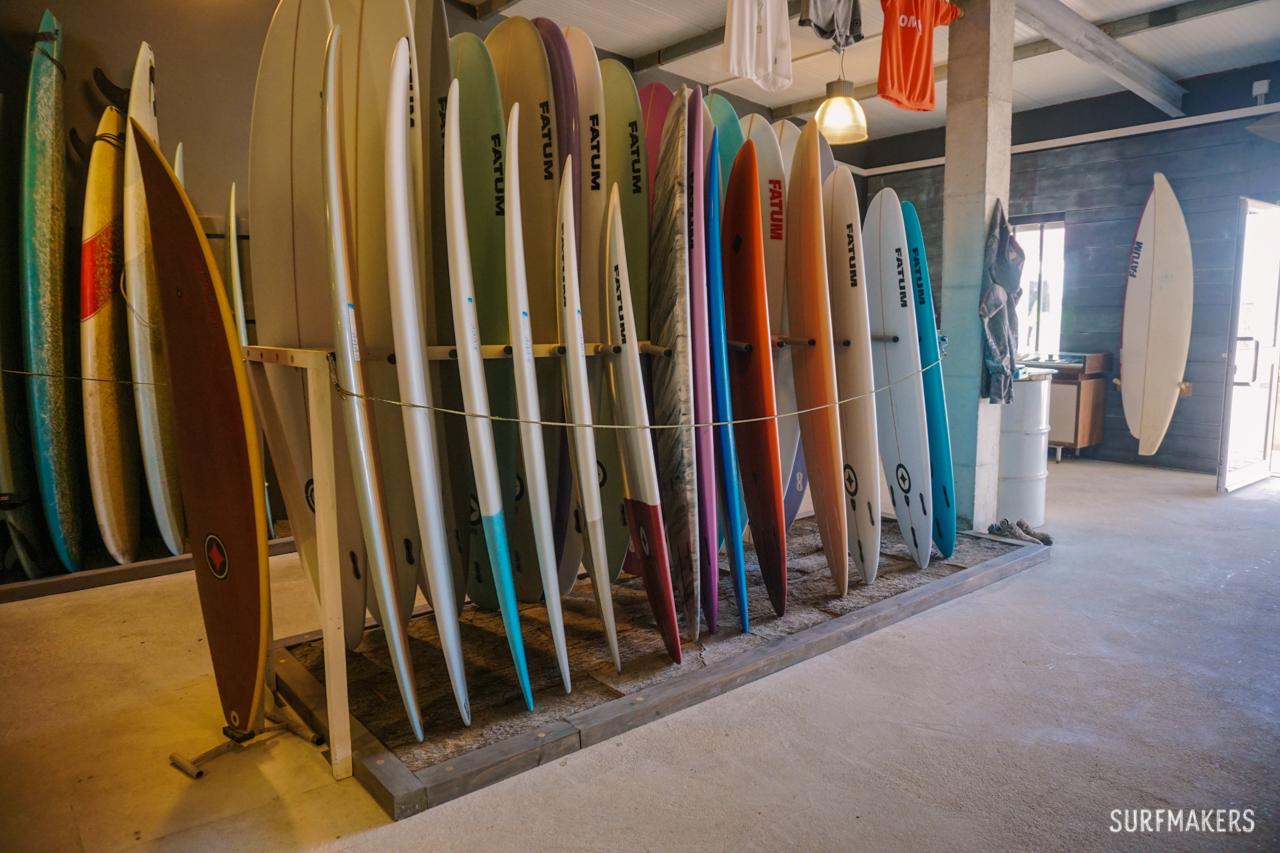 Фабрика сёрф-бордов