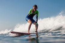 3 урока в школе серфинга