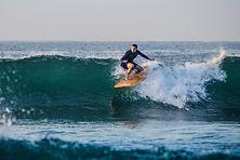 5 уроков в школе серфинга