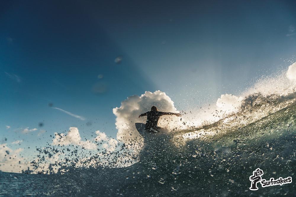 Обучение сёрфингу полезно для здоровья