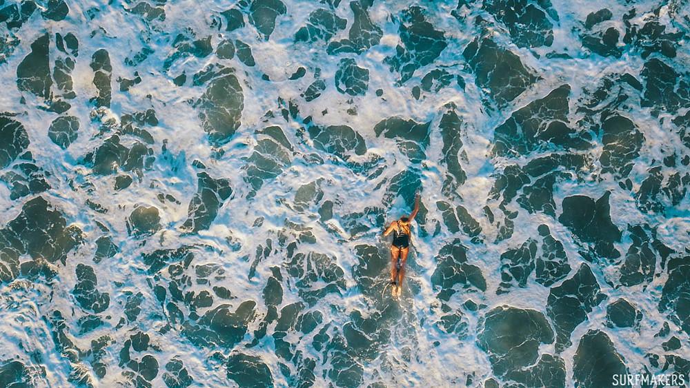 Ловить надо не только волны, но сам ритм океана