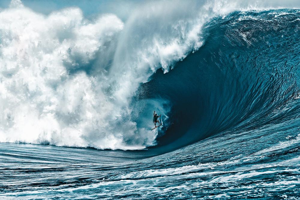 Волны не для всех