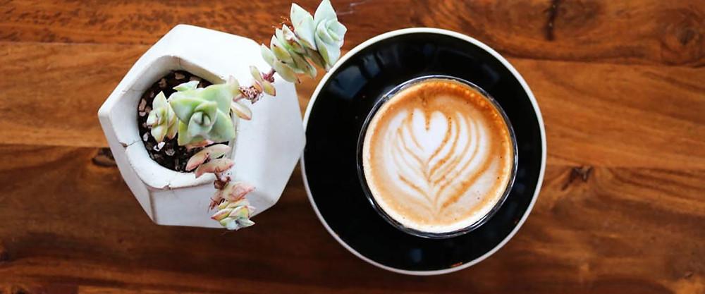 Хорошее место для чашечки кофе