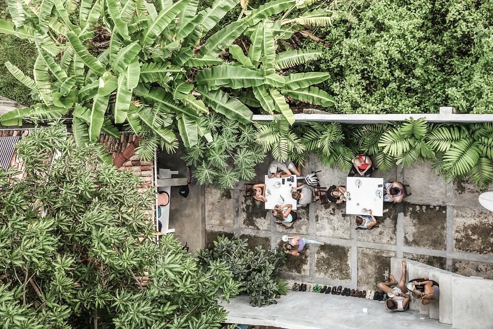 Вкусная еда и стильные кафе на Шри-Ланке