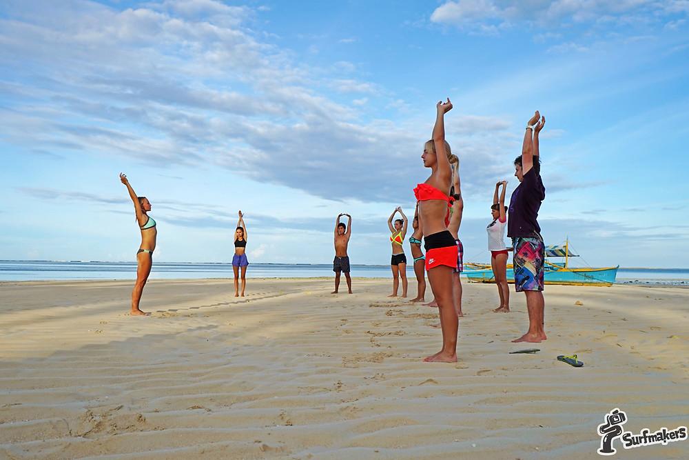 """Не обязательно читать мантры, можно просто делать """"йога-гимнастику"""""""