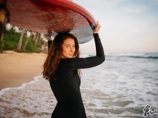 Как помочь телу пережить интенсивный серф-отпуск