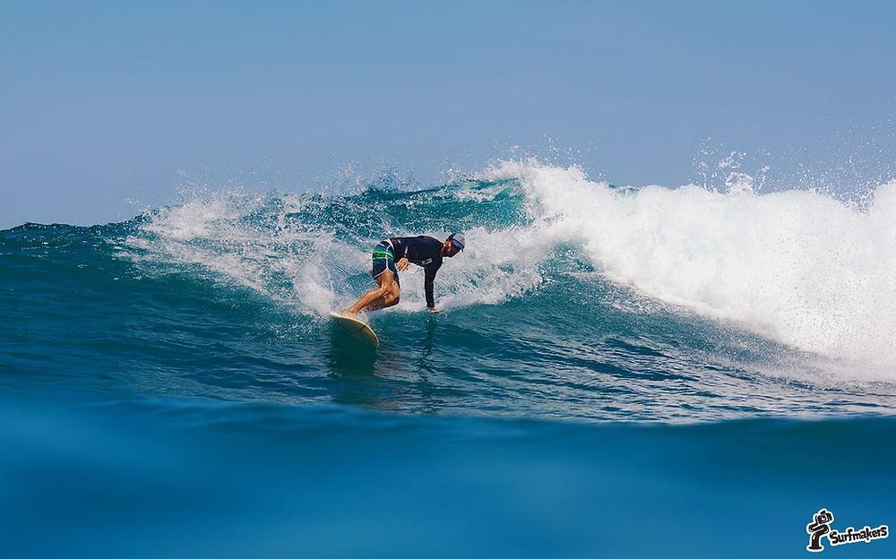 серфинг на Сумбаве