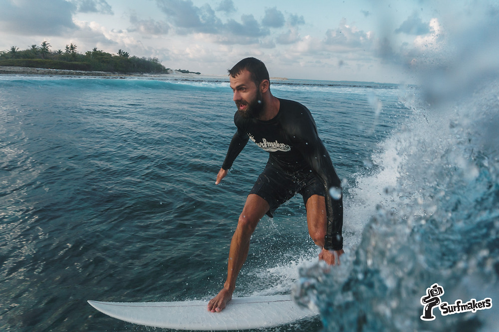 сёрфинг - это два часа вдали от стресса