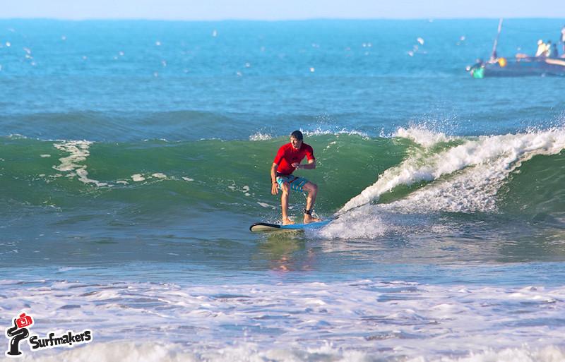 школа серфинга в Велигаме