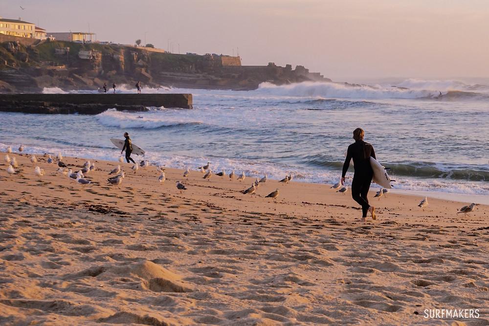 Сёрф-кемп Surfmakers в Португалии